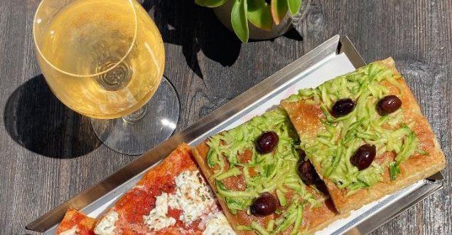 Taglio – La pizza per fetta