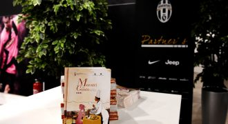 Promozione Maestri del Gusto presso Juventus Football Club (settembre 2013 – maggio 2014)
