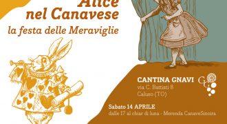 14-15/04/18: Alice nel Canavese, la festa delle meraviglie (Caluso, TO)