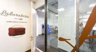 La Perla Cioccolato Torino: visite al laboratorio