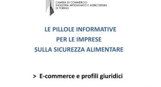 E-commerce e food delivery – Profili giuridici