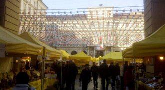 Coldiretti Open-air markets in Turin