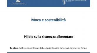 MOCA sostenibilità