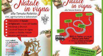 Natale in Vigna (Cuceglio TO)