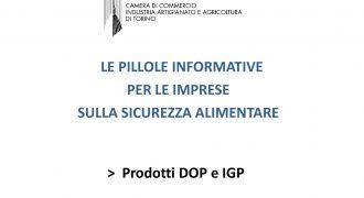 Prodotti DOP e IGP