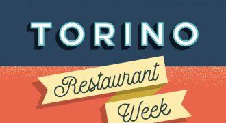 Torino Restaurant Week 2019