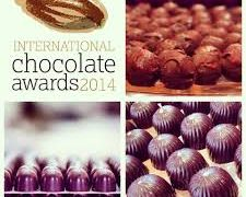 Due Maestri del Gusto premiati alla semifinale europea dell'International European Chocolate Awards 2014
