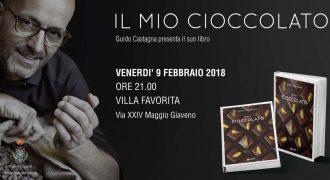 """09/02/2018: presentazione libro """"Il Mio Cioccolato"""""""
