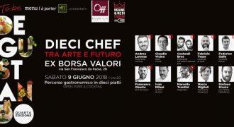 09/06/18: Degustando (Ex Borsa Valori, Torino)