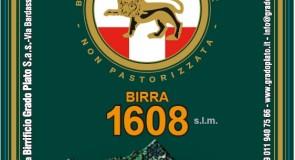 News from Brewery Grado Plato: new beer 1608
