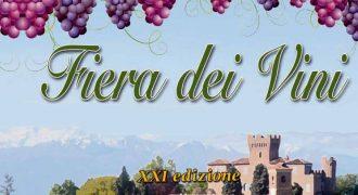 29-30/10/2016: Fiera dei Vini della Collina Torinese (Cinzano T.se, To)