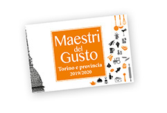 The Masters of Taste of Torino and its province