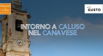 Intorno a Caluso, nel Canavese, con i Maestri