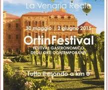 30/05 – 02/06/2015: Ortinfestival (Reggia di Venaria Reale)