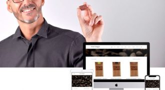 Nuovo shop on-line Guido Castagna