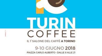 9-10/06/18: TURIN Coffee (Piazza Carlo Alberto, Torino)