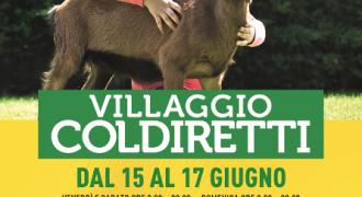 15-17/06/18: Villaggio Coldiretti (Piazza Castello, Torino)